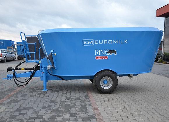 Euromilk Rhino FXXS16 söödamikser