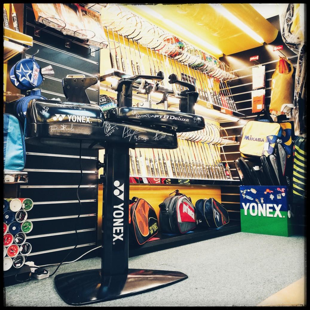 Yonex Protech 8 Deluxe