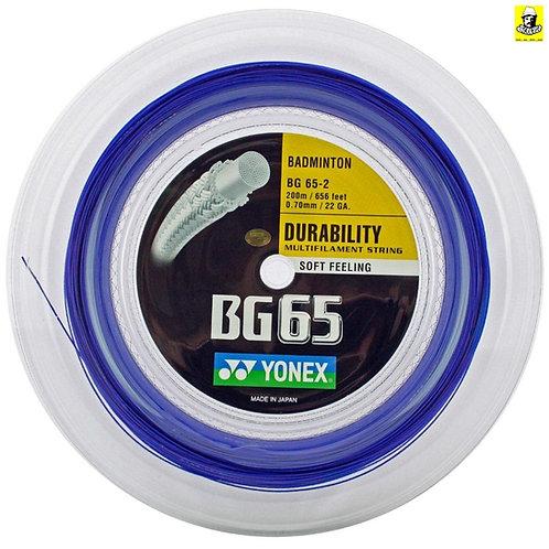 Yonex BG65 200M Reel
