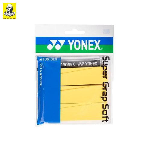 Yonex AC136EX Super Grap Soft (3 in 1)