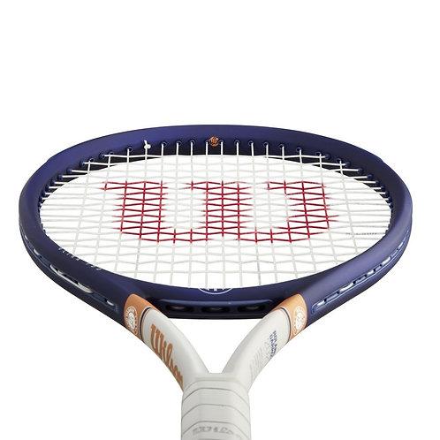 Wilson Ultra 100 V3 (Roland Garros Edition)