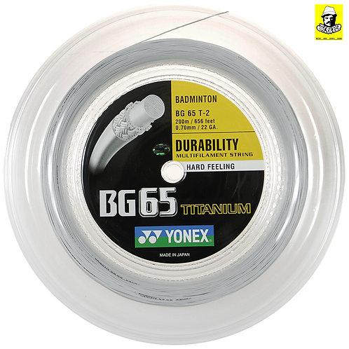 Yonex BG65Ti-2