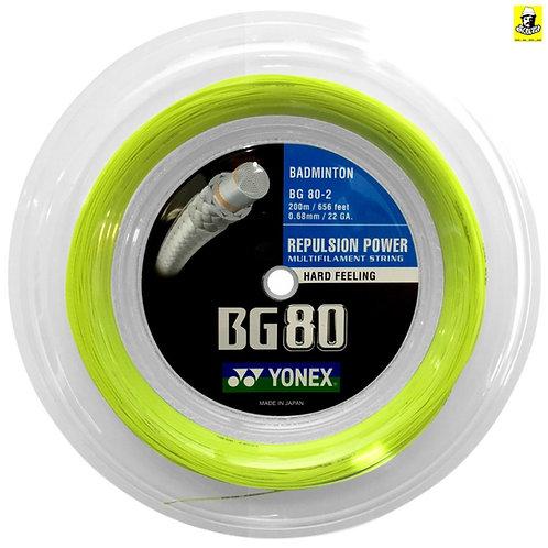 Yonex BG80 200M Reel