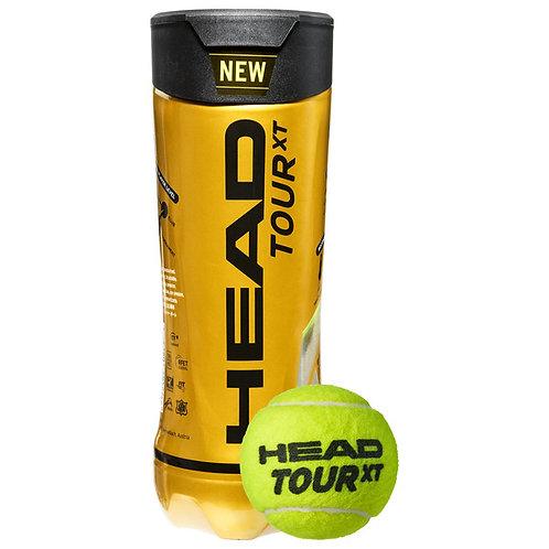 HEAD TOUR XT (3 Balls)