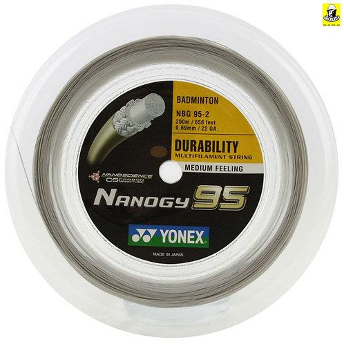 Yonex NBG95 200M Reel