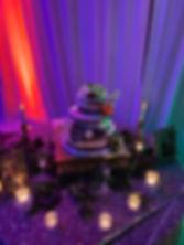 Phoenix Uplighting Cake uplighting  2.jp