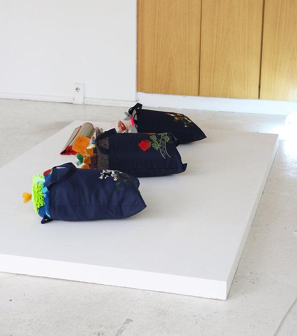 Tyler Mallison, Accidental Sushi, Autocenter Contemporary Art Berlin, 2014