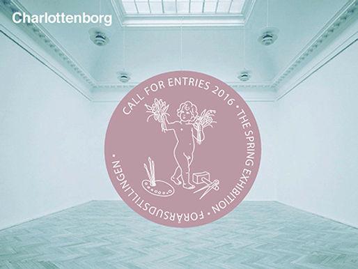 Charlottenborg Spring Exhibition 2016, Copenhagen, Denmark