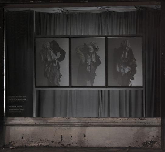 Tyler Mallison, Shadow of My Former Self, The Window Project Dalston, London, UK  2014-2015