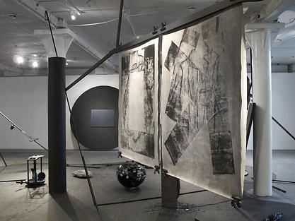 Vague Impressions by Artist Tyler Mallison, Schwartz Gallery London, Stars in My Eyes Exhibition 2013