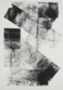 Tyler Mallison, Untitled (Vague Impressions), 2013