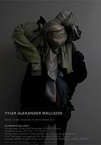Shadow of My Former Self by artist Tyler Mallison, 2013; Schwartz Gallery London