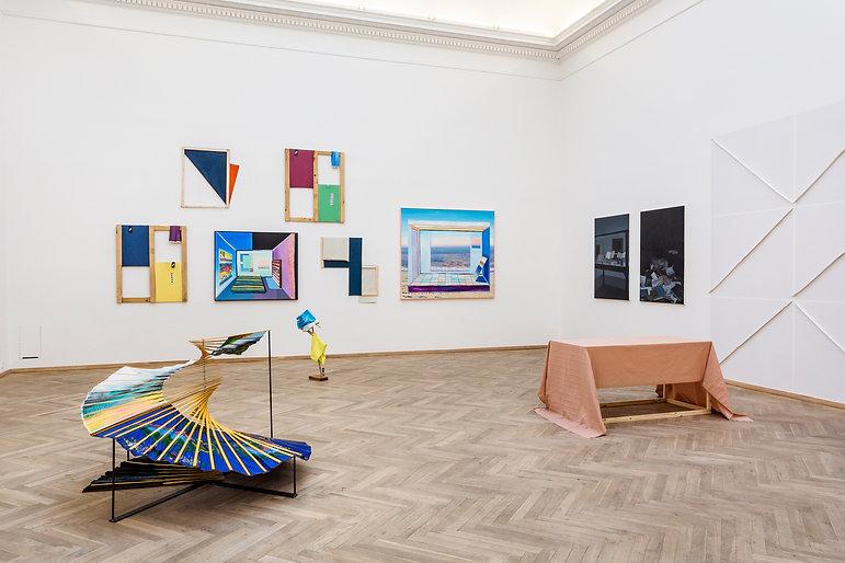 Tyler Mallison, Spring Exhibition, Kunsthal Charlottenborg, Denmark, 2016