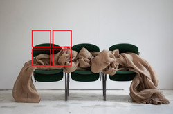 Untitled (Chair Constructions) 2014