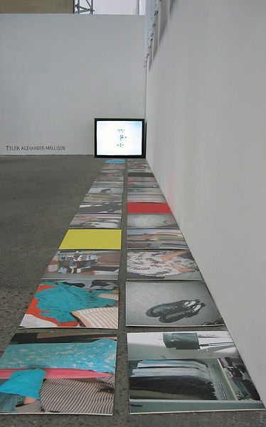 Tyler Mallison, Project Wardrobe, Raw Data, 2005-2006