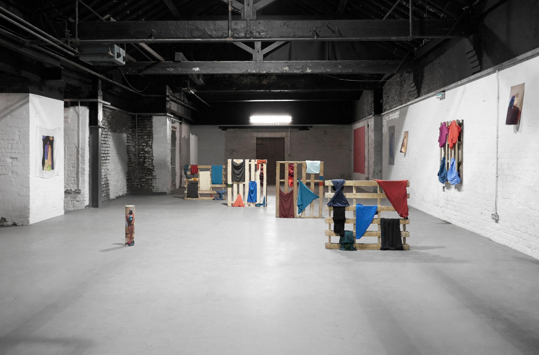 Prime Arcadia, 2014-15 (installation view)