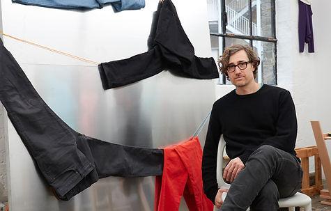 Artist Tyler Mallison, London, Westland Place Studios, Collectors agenda interview