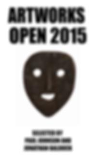 Barbican Arts Group Trust Artworks Open 2015, London, UK
