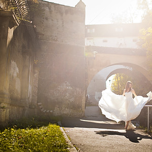 Luiza si Claudiu - trash the dress