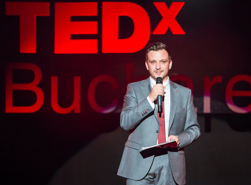 TEDxBucharest - Interconected
