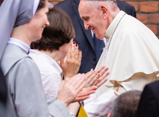 Vizita Sanctitatii Sale Papa Francisc in Bucuresti.