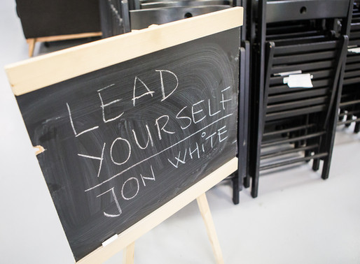 Lead yourself with John White