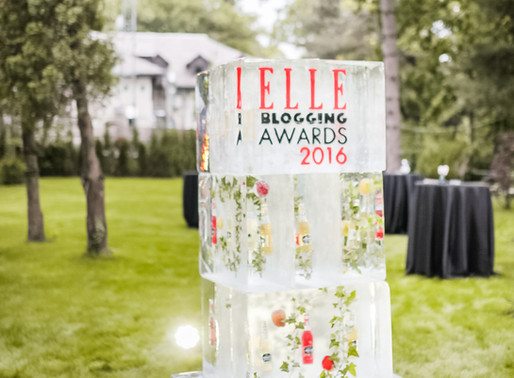 Elle Blogging Awards