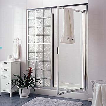 aluminum shower kit