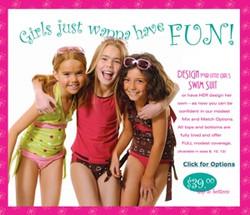 youth swimwear