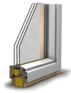 window frames & glass