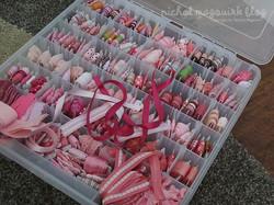 ribbon & organization