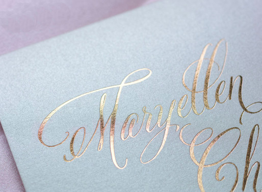 Different Wedding Invitation Printing Techniques