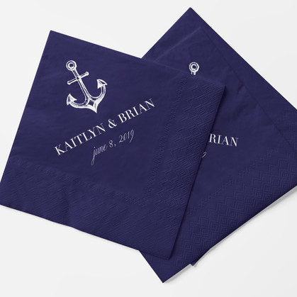 Nautical Napkins