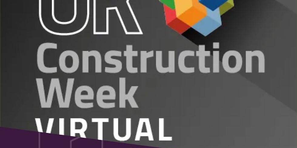 UK Construction Week Virtual