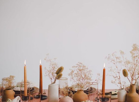 Entertaining: Five Effortlessly Chic Tablescapes