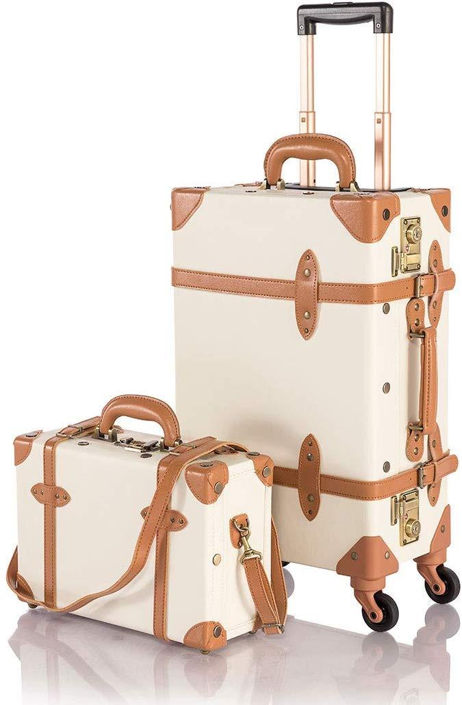 Vintage trunk luggage