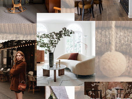 Mood Board Monday: The October Edit