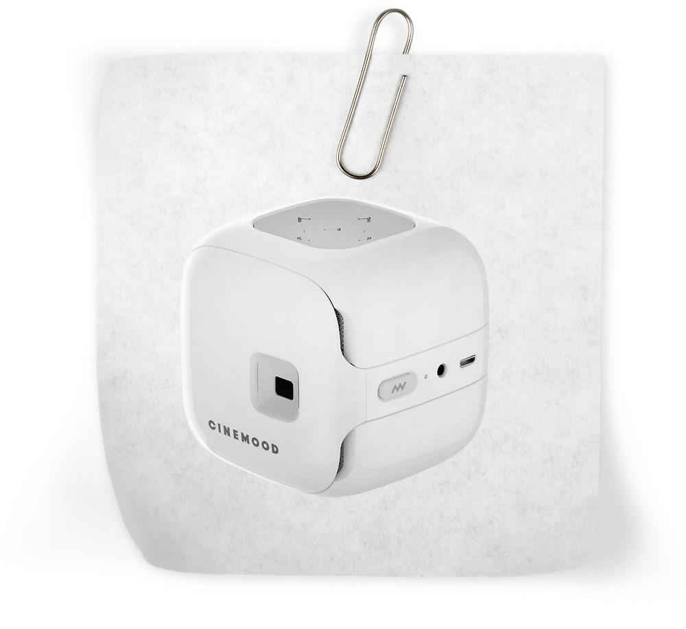 Cinemood mini portable projector