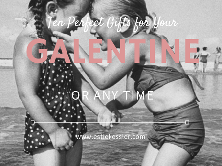 TEN PERFECT GALENTINES FINDS