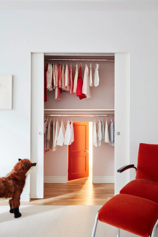 jib hidden secret concealed door interior design