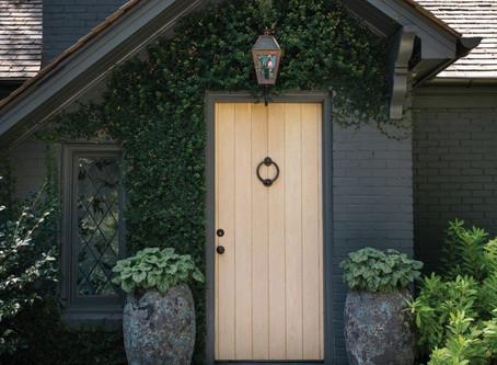 Fall Refresh: Updating Your Front Door