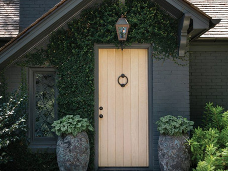 Fall Refresh: Updating Your Front Door
