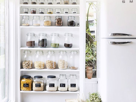 Add to Cart: Pantry Organization