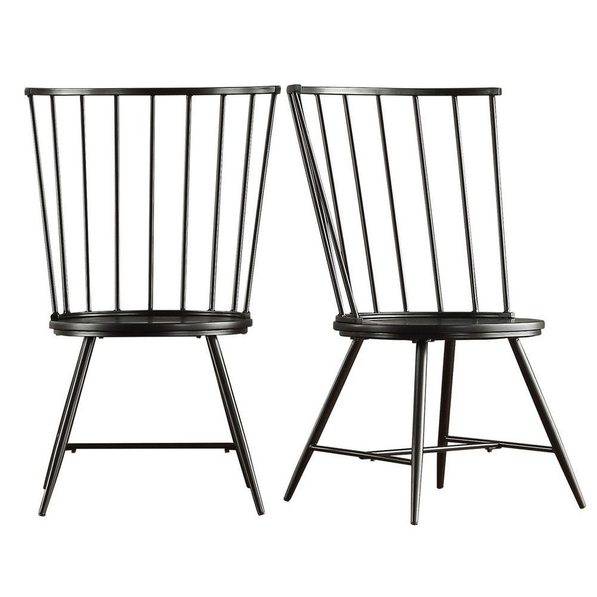 High Backed Windsor Chairs