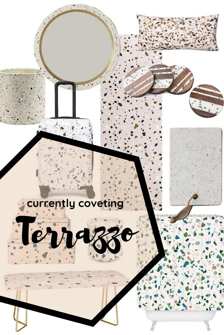 terrazzo trend
