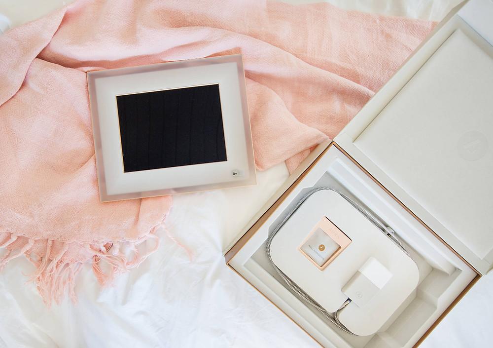 Aura frame valentines gift idea
