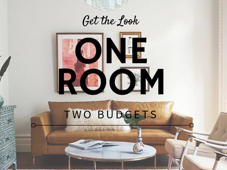 ONE ROOM, TWO WAYS