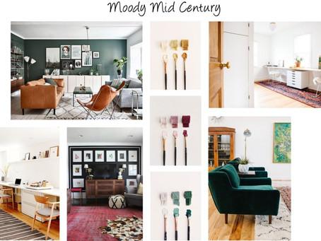 A MOODY MID CENTURY BONUS ROOM