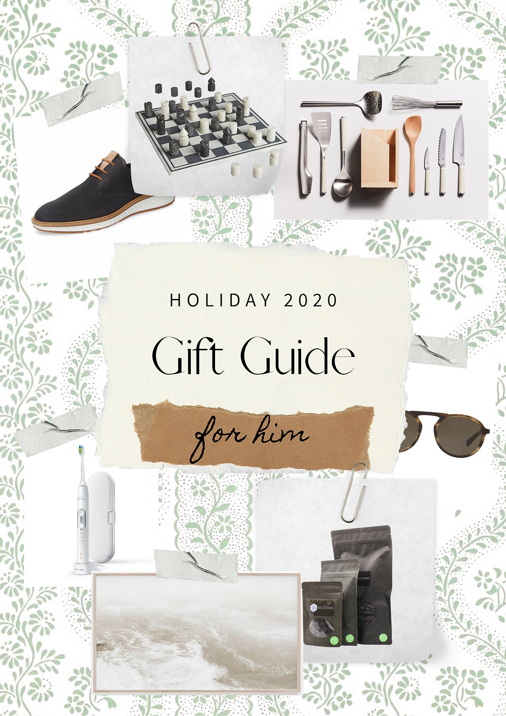 Holiday gift guide best finds for him
