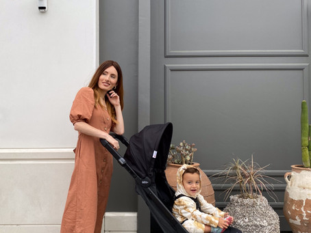 Summer Travel With the New Ergobaby Metro+ Stroller